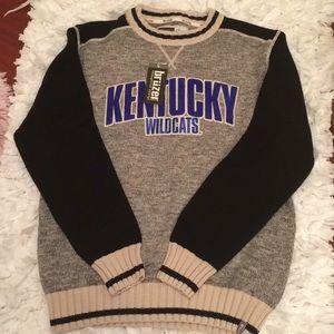 Kentucky Wildcats Crew neck cotton sweater